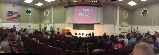 Harvard Lecture Theatre